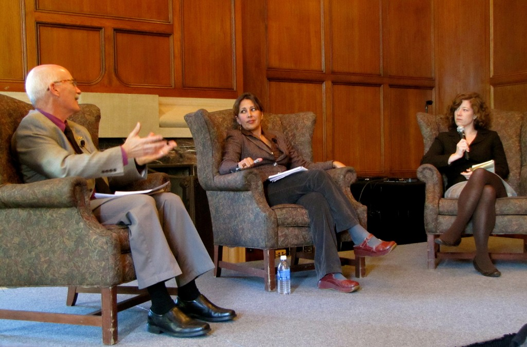 Cross Currents Discussion Ray Silverman, Maria Cotera and Aime VonBokel