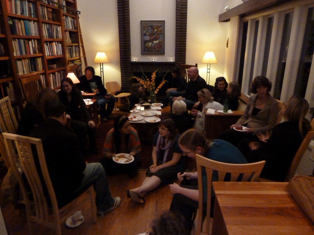 Start of year gathering Fall 2011
