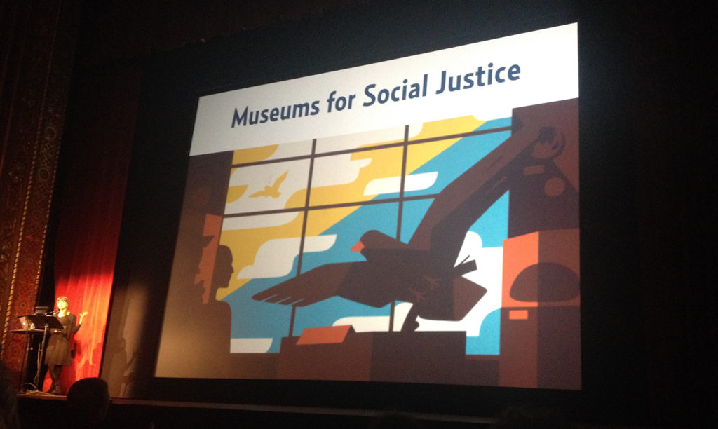 Museums and Social Justice - Not an Alternative