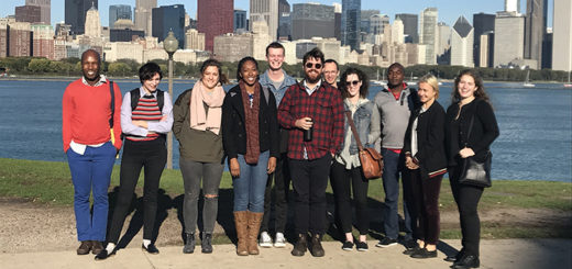 MSP17 at Adler Planetarium