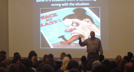 David Pilgrim, Founding Director of the Jim Crow Museum of Racist Memorabilia