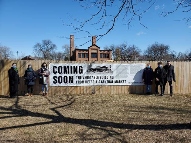 Capstone project at Greenfield Village